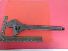 """Teng tools 4007 18"""" (450mm) adjustable spanner LOTPN8817"""