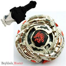 Masters BEYBLADE Metal Fusion BB121B L-DRAGO GUARDIAN+DRAGO string Launcher+GRIP