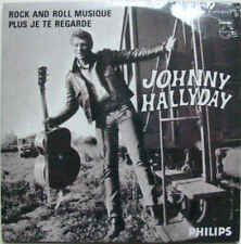 JOHNNY HALLYDAY Rock and roll musique (CD single)  NEUF SCELLE REEDITION 2006