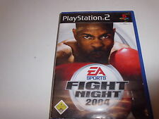 PLAYSTATION 2 ps2 EA SPORTS FIGHT NIGHT 2004