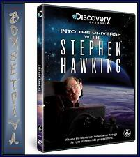 INTO THE UNIVERSE WITH STEPHEN HAWKING  **BRAND NEW DVD **