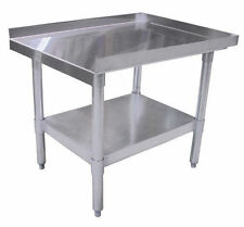 New! 30 x 36 Commercial Heavy Duty Stainless Steel Equipment Stand
