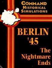 Berlin '45 The Nightmare Ends XTR Corp. UNPUNCHED ZIPLOCK NM Stock # 1007 c1992