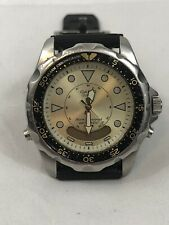 "Vintage CASIOAD-520 (388) ""SMILEY"" JAPAN H 42mm Dive watch"