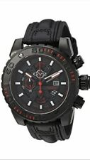 GEVRIL GV2 Limited Edition 48mm Polpo Chronograph Watch - 1404