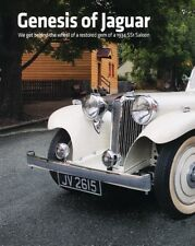 1934 Jaguar Ss1 Saloon Original Car Review Report Print Article J873