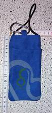 Strahlenschutz HANDYTASCHE für iPhone eWall blau classic Art 02.300 NEU OVP µ