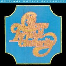 Chicago Transit Authority by Chicago (CD, Feb-2015, Mobile Fidelity Sound Lab)