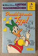 Erstausgabe/Erstauflage - LTB Nr. 110 - 6,20 DM / 1986 - Lustiges Taschenbuch