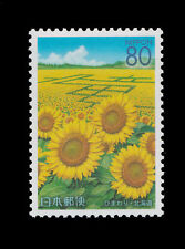 Japanese Flowers Stamps