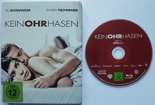 ⭐⭐⭐ KEINOHRHASEN ⭐⭐⭐ Til Schweiger & Nora Tschirner⭐⭐⭐ Blu Ray ⭐⭐⭐Steelbook ⭐⭐⭐
