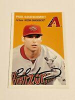 2012 Topps Archives Baseball Base Card - Paul Goldschmidt - Arizona Diamondbacks