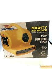 Xpower Mighty Air Mover With Built In Power Outlets