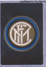 211 SCUDETTO BADGE LOGO INTER ITALIA INTER STICKER CALCIATORI 2015 PANINI