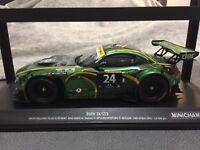 BMW Z4 GT3 Team Schubert #24 Saudi Falcons 1:18 Minichamps