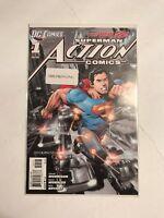 Action Comics (2011) #1 3rd Print DC Comics Superman New 52