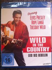 WILD IN THE COUNTRY - Blu-ray - Region ALL ( A,B,C ) - Elvis Presley
