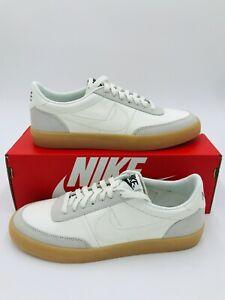 Nike Killshot 2 Leather Men's size 9 Sail / Gum Skateboarding Shoes 432997 128