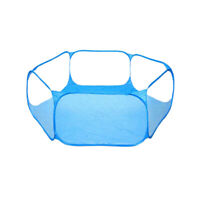 Pig Cage Rabbit Cage Indoor Playpen Perfect Size for Small Animal Pet Play  L6U2