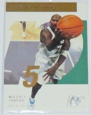 2002/03 Michael Jordan Washington Wizards Topps 10 Thick Parallel Card #15 NM