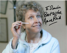 ANNE REID - Signed 10x8 Photograph - TV - DINNERLADIES