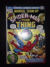 Marvel Team Up #6 (1972) FN- (1st New Android)
