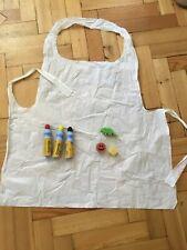 Crayola Mini Kids, Painting Pens, Red Yellow Black Sponge Applicator & Apron  #2