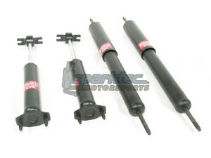 KYB Excel-G Shocks Struts Front & Rear 1964-1970 Ford Mustang ALL NEW