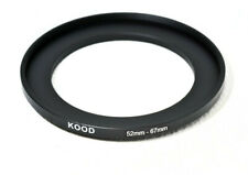 Stepping Ring 52-67mm 52mm to 67mm Step Up ring stepping Rings 52mm-67mm