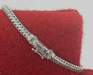 Buddha to Buddha Silberarmband 925 Ben Mini Bracelet in F Grösse 21 cm