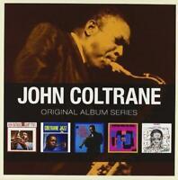 JOHN COLTRANE - 5CD ORIGINAL ALBUM SERIES (NEW & SEALED) Inc Giant Steps Jazz