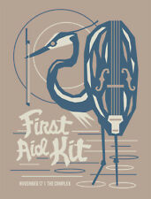 First Aid Kit Concert Gig Poster 2014 - New