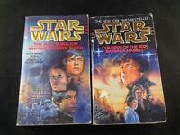 Star Wars 2 Book Set: The New Rebellion & Children of The Jedi (PB 1st Prints)