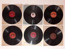 USSR Old Gramophone record Vinyl Soviet Union №46 original vintage