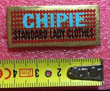 Pins Mode CHIPIE STANDARD LADY CLOTHES grand Pins