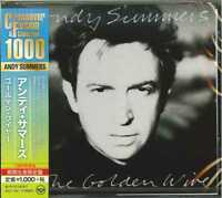 ANDY SUMMERS-GOLDEN WIRE-JAPAN CD B63