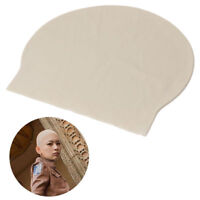 Funny Fake Bald Head Skinhead Baldy Clown Mens Ladies Party Fancy Dress Wig Cap