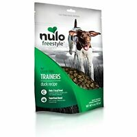 Nulo Puppy & Adult Freestyle Trainers Dog Treats: Healthy Gluten Free Low