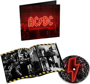 AC/DC – PWR/UP POWER UP (NEW/SEALED) CD