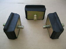 EXHAUST RUBBER MOUNTING SET- PEUGEOT 505