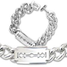 A62 - Razor Wrist Bracelet by Alchemy Gothic 1977