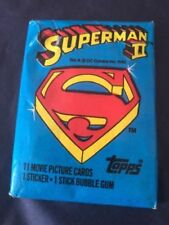Superman TV & Movies Collectable Card Games & Trading Cards