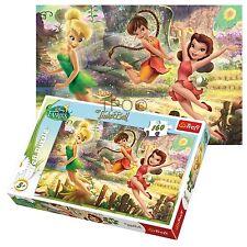 Trefl 160 pièce enfants filles Disney Fée Clochette amusant VOLANT PUZZLE