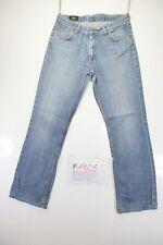 Lee Reed BootcutCod.F1925Tg46 W32 L36 Jeans gebraucht verkürzt hohe Taille