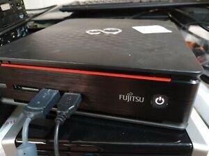 Fujitsu Esprimo Q510 Mini PC i5 working with 120 SSD Wifi dongle win10 unreg