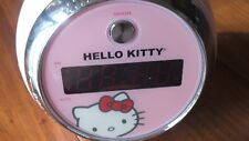 Hello Kitty alarm clock and Radio