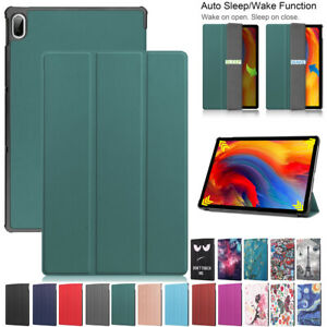Smart Case For Lenovo Tab P11 Plus 2021 Tablet Flip Cover P11 TB-J606F 2020 11''