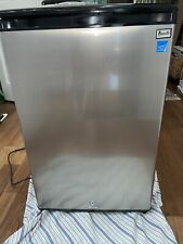 Avanti 4.5 cu. ft. Compact Refrigerator with In-Door Can Dispenser #: Bca4562Ss2