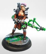 Taban Miniatures Cyber Courtney With Electric Gun