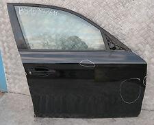 BMW 1 Series 8 E87 E87N LCI Porta Anteriore Destro O/S Nero Sapphire Metallico - 475